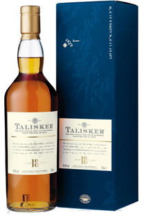 Talisker Scotch Single Malt 18 Year 750ml